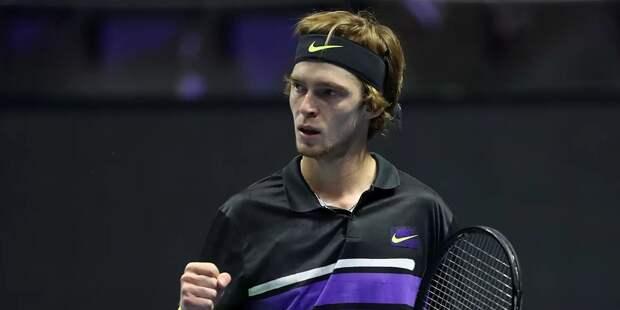 Рублева ждет четвертьфинал турнира в Роттердаме