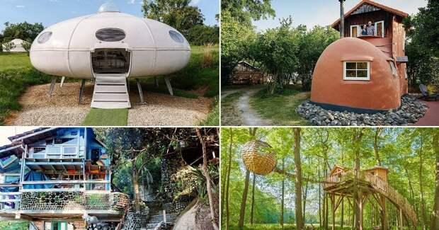 Миллион долларов за креатив: Airbnb ищет 10 самых оригинальных домов