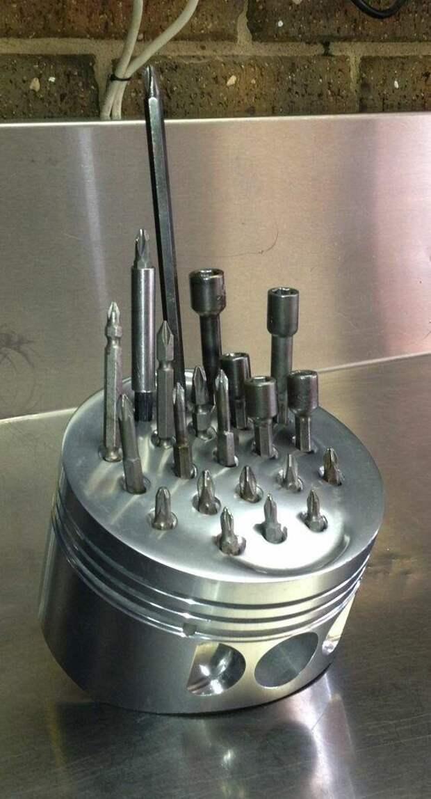 23 гениальные идеи для гаражного хранения инструментов