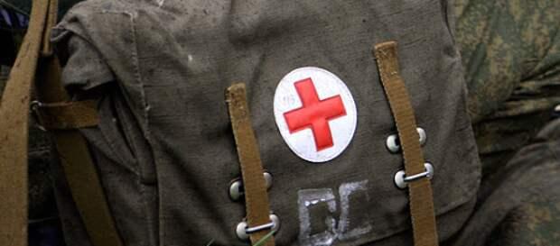 «Тяжело в учении – легко в бою»: медики Минобороны отработали навыки по поиску и эвакуации раненых
