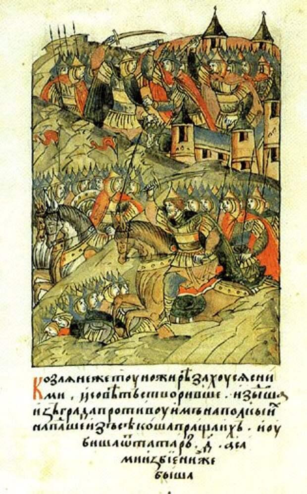 Осада Козельска