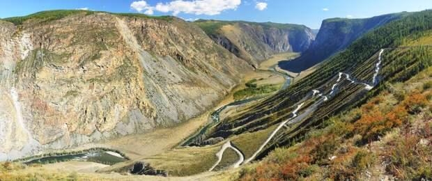 Перевал Кату-Ярык. Страшно красивый перевал - эмоций хватит)))