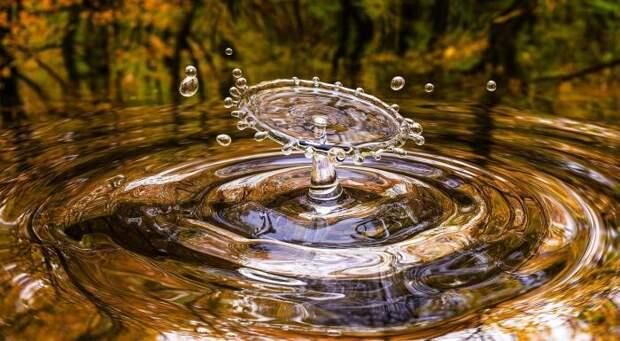 Интересные факты про воду (5 фото)
