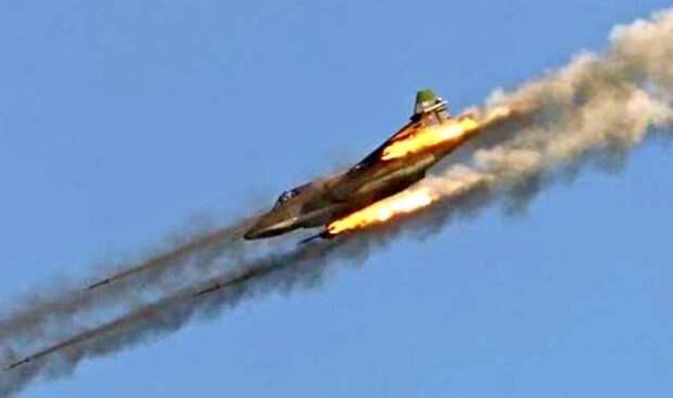 Минобороны Азербайджана рассказало о сбитом над Джебраилом Су-25 и гибели пилота