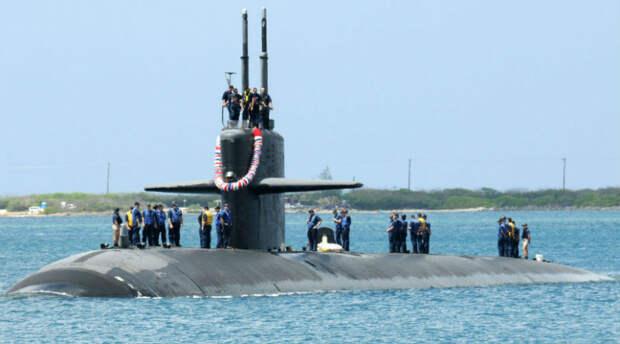 Столкновения атомных подводных лодок на глубине: истории ЧП