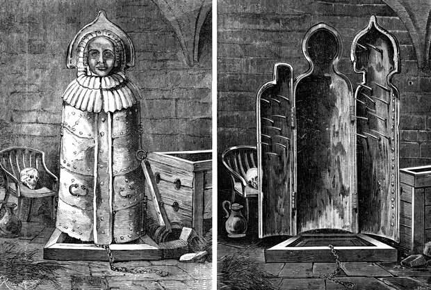 Как мучили ведьм и колдунов. Самые страшные пытки инквизиции