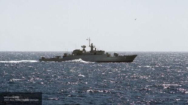 Ошибка привела к потере военного корабля: BBC назвала подробности потопления корвета Ирана