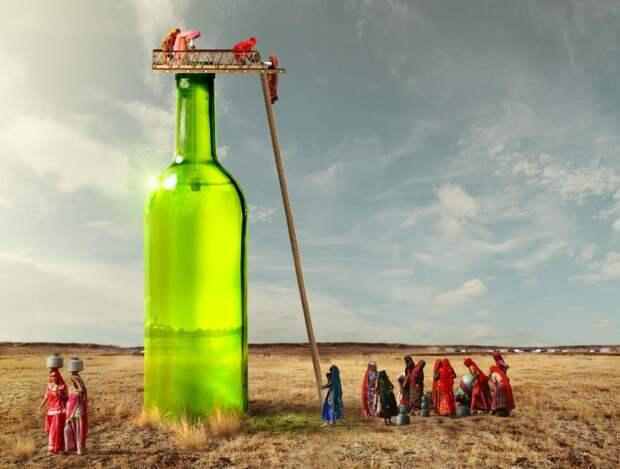 20 забавных фотоманипуляций цифрового художника Анила Саксена