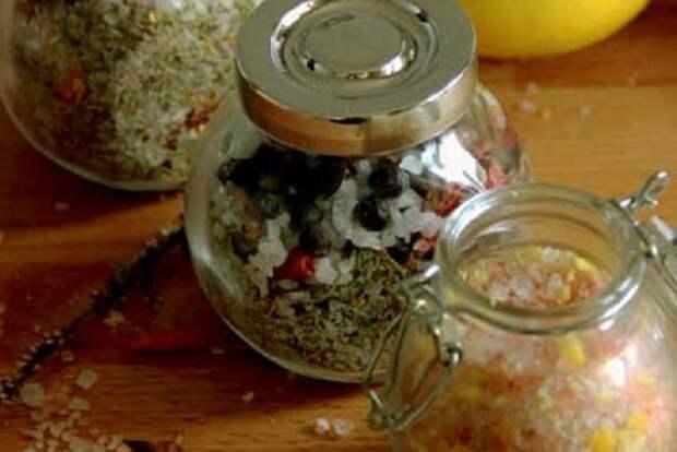 Домашняя «Вкусная соль»