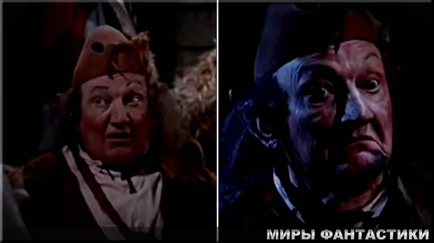 Румпельштильцхен   как выглядит персонаж сказки в кино и на TV