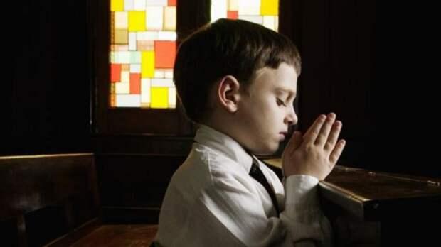 Религиозные дети не отличают вымысел от реальности