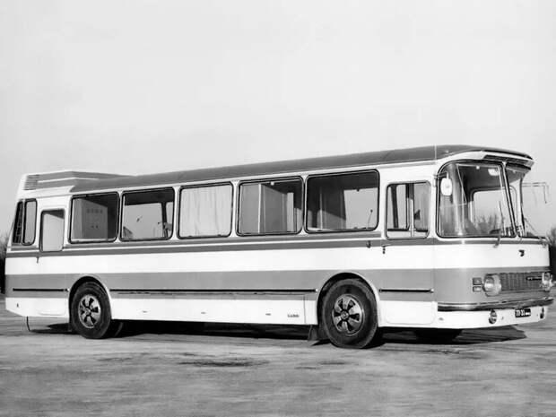 ЛАЗ-699И автобусы, транспорт, это интересно
