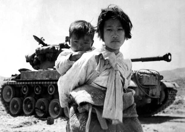 40 впечатляющих снимков Корейской войны