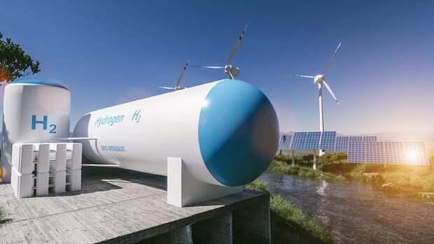 Ростех работает над созданием водородных авиадвигателей