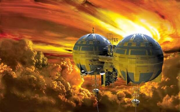 Действительно ли фосфин говорит о населенности Венеры и почему Россия решила резко активизировать свои венерианские планы?