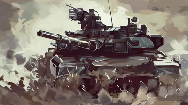 """В США признали превосходство """"адского"""" танка Т-90 на рынке российского вооружения"""
