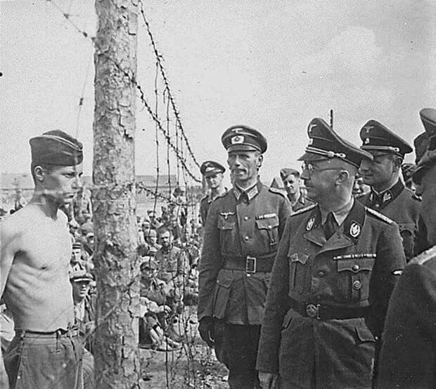 Советские военнопленные в 1941 году