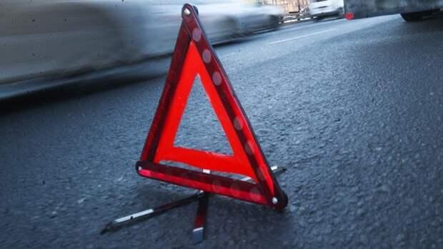ДТП в Крыму: четыре автомобиля столкнулись на Ялтинской трассе