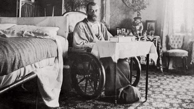 Какой заразой болели русские цари и их родственники