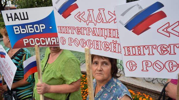 Когда нас загоняют в угол, терять нечего. Россия дойдёт до Киева, но не даст Донбасс в обиду