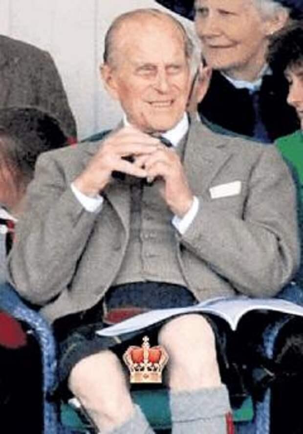 муж британской королевы