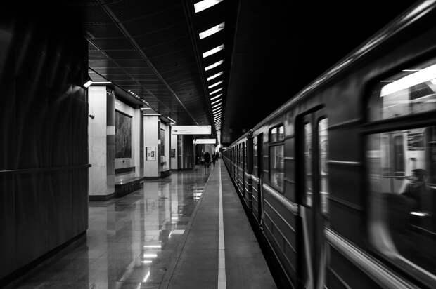 Moscow metro station Belomorskaya by Yuri Depeche on 500px.com