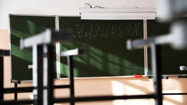Сколько крымских школ закрыты на карантин в пик пандемии Covid-19