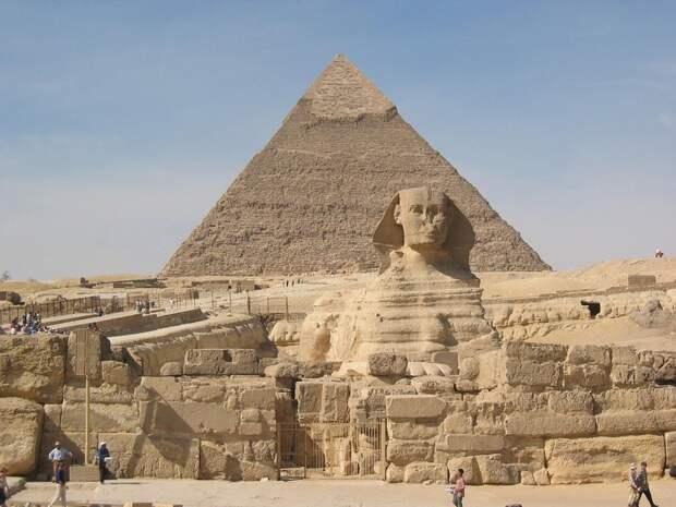 Ученый объяснил наличие заброшенной камеры в пирамиде Хеопса