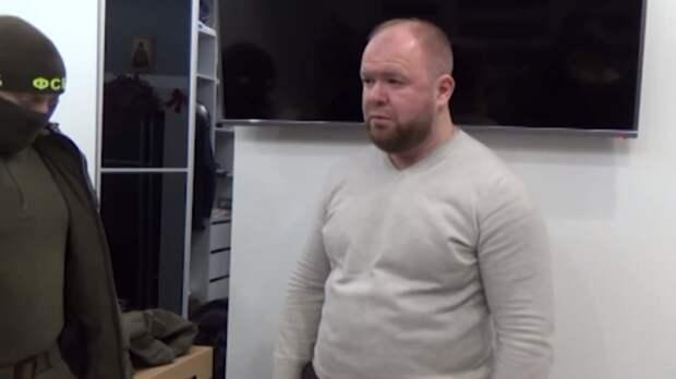 Силовики в Петербурге задержали главаря преступной группировки