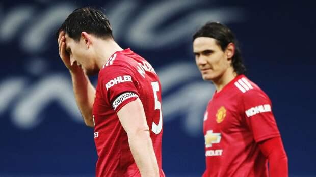 «Манчестер Юнайтед» сыграл вничью с «Кристал Пэлас», не сумев победить во втором матче подряд
