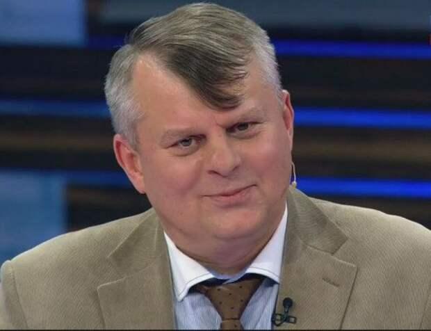 Трюхан об отношениях с российскими политологами за кулисами ток-шоу: Почти все — адекватные люди