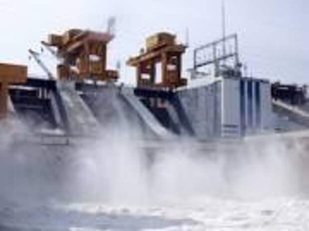 Павловский гидроузел работает в штатном режиме