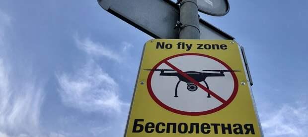 """Объяснено наличие бесполётной зоны в районе дворца из """"расследования"""" Навального"""