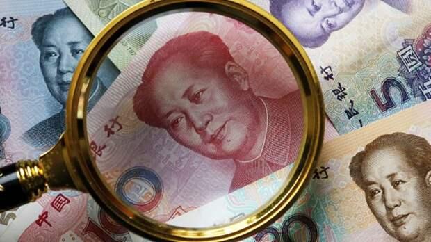 Китай проложит в Москву трубу с юанями