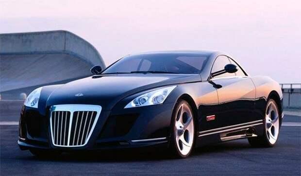 самые дорогие машины мира