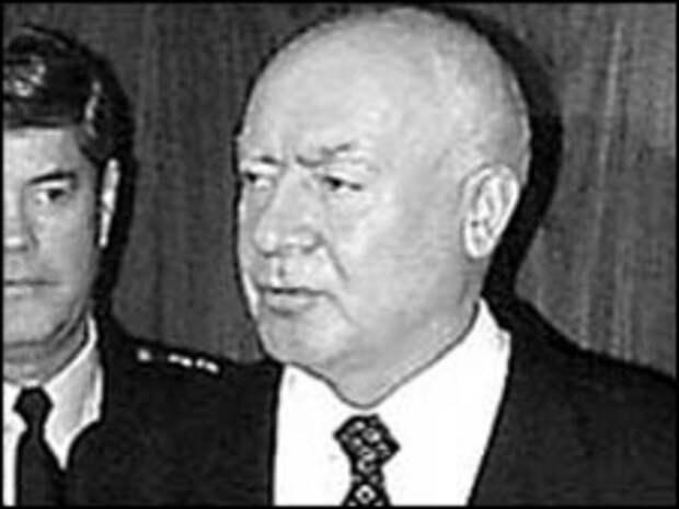 Генерал Игорь Родионов