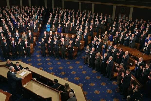 """Конгрессмены-республиканцы нашли способ нанести удар по """"Северному потоку — 2"""""""