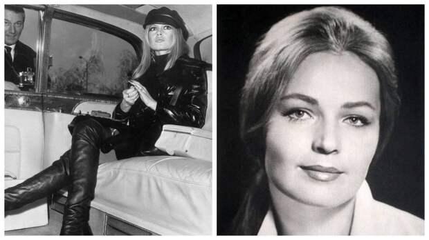 14 фото известных женщин в молодости