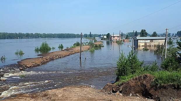 Чиновники пострадавших от паводка районов получат премии на 336 млн рублей