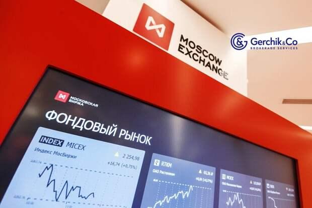 Анализ фондового рынка России от Виктора Макеева на 22.10.2021