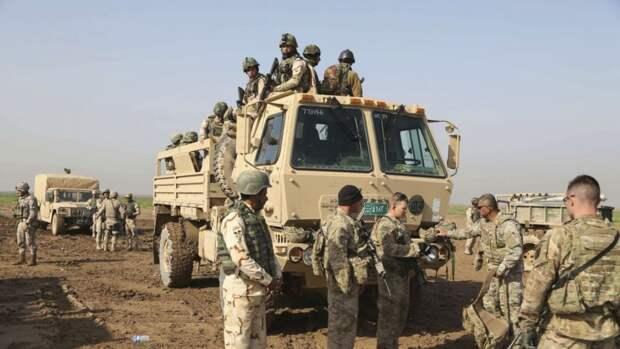 США сократят на треть численность своего воинского контингента в Ираке