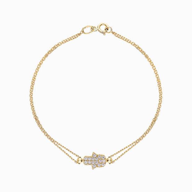 Тонкие золотые браслеты – идеальные украшения на каждый день