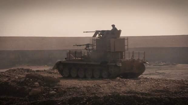 Поделки Исламского государства: от БРЭМ до боевой крепости