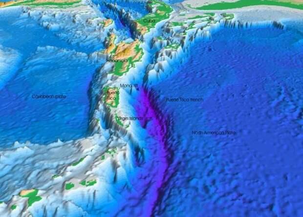 Уникальный подводный город у берегов Кубы: новая теория его происхождения.