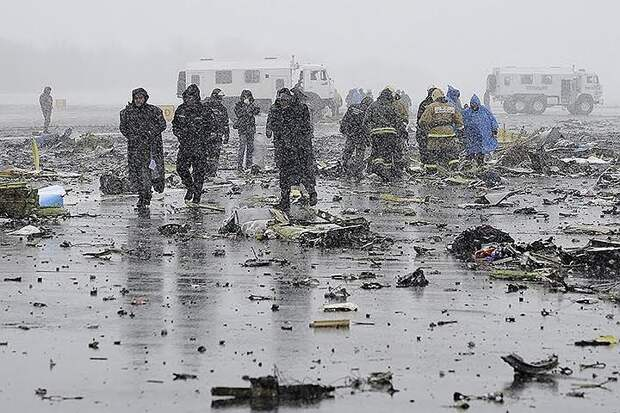 На Украине объявили, что Россия сама взорвала самолёт в Ростове