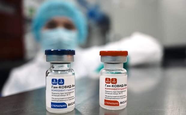 Темпы вакцинации от коронавируса в Удмуртии увеличились на 55% за последние 10 дней