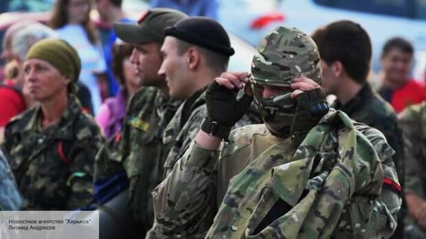 Никакой воды и электричества: «Азов» требует полностью заблокировать Донбасс