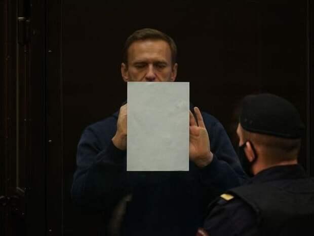 Защита оспорила статус Навального как склонного к побегу и ежечасные побудки