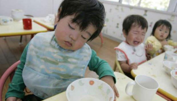 Рис и рыба как часть образования: как японских детей учат правильно питаться