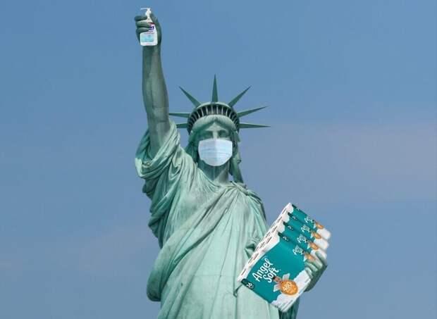 Коронавирус развенчал миф об «американской исключительности»